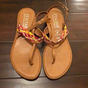Clean Sandals